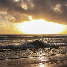 Hawaiian Island Sunrise by Connie Raynor