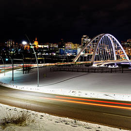 Heart of Edmonton by Geoffrey Coulthard