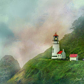 Heceta Head Lighthouse by Diane Schuster