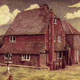Hedge Farm by James Higgins