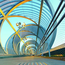 Helicoidal Overpass by Facto Foto