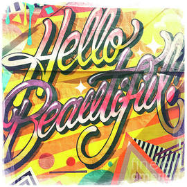 Hello Beautiful by Nina Prommer