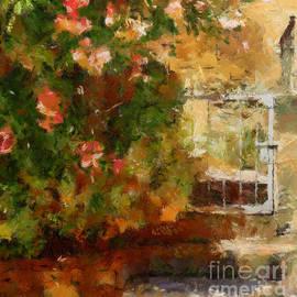 Hidden Door by Dragica Micki Fortuna