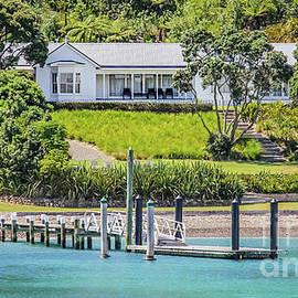 Hideaway in Bay of Islands, New Zealand by Lyl Dil Creations