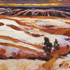 High Country Thaw by Steve Henderson