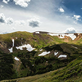 High Country Trail Ridge by Laura Henson