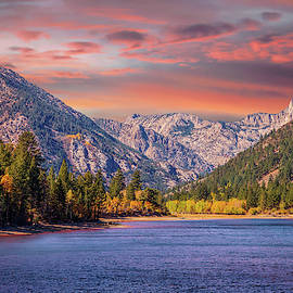 High in the Heavenly Sierra by Lynn Bauer