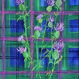 Highland Heirloom by Mike Nahorniak