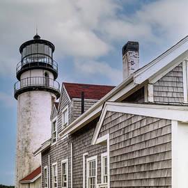 Highland Lighthouse III by Marianne Campolongo