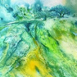 Hillside Hollow  by Angela Haig-Harrison