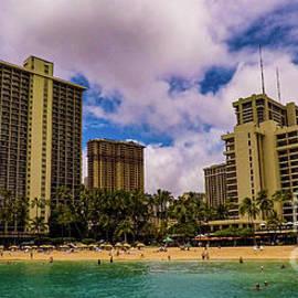 Hilton Hawaiian Village - #shotsfromhawaii by DRD Images