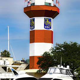 Hilton Head Island Lighthouse by Norma Brandsberg