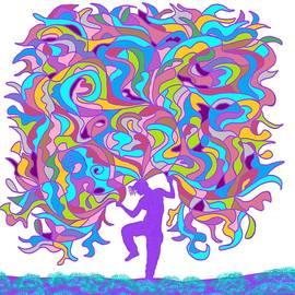 Hip Hop Tree by Chante Moody