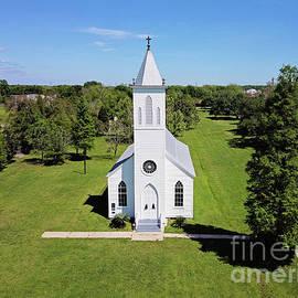 Historic St. Gabriel Catholic Church by Scott Pellegrin
