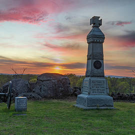 History at Sundown by Mike Griffiths