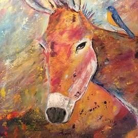 Hitchin' a Ride by Barbara Pirkle