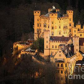 Hohenschwangau Castle, Southern Germany by Henk Meijer Photography