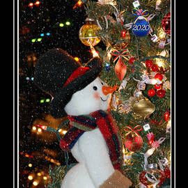 Holiday 2020 Greeting Card by Marilyn DeBlock