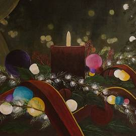 Holiday Lights by J Johnson