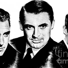 Hollywood icons Cary Grant by Andrew Read