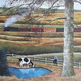 Holstein by Brian Mickey