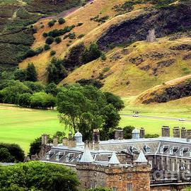 Holyrood Park, Edinburgh by Yvonne Johnstone