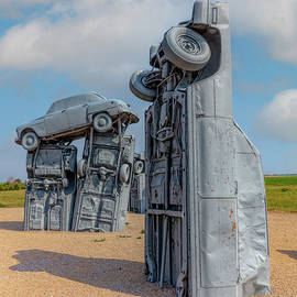 Homage to Stonehenge by Stephen Stookey