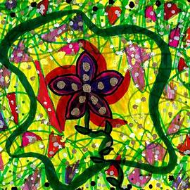Homage To The Muses 10 aka Springtime Return by Susan Schanerman