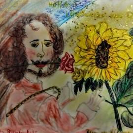Homage van Dyck by Reni Bifamo von