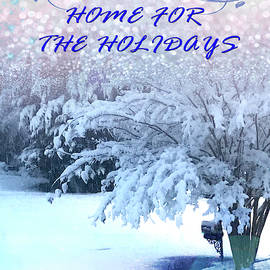 Home For The Holidays by Art By ONYX