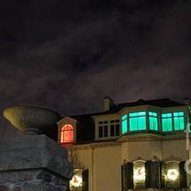 Home for the Holidays, Spadina Museum  by Maria Faria Rodrigues