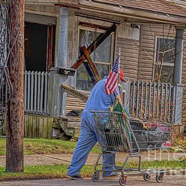 Homeless in Ohio by Janice Pariza