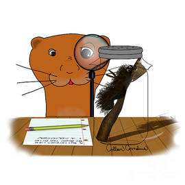 Homeschooling Oliver The Otter - The Caterpillar by Colleen Cornelius