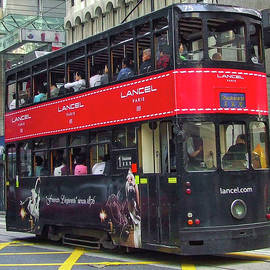 Hong Kong Transport by Kerry LeBoutillier