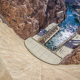Hoover Dam by Mark Chandler