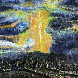 A Rain Storm of Love by Bonnie Marie