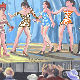 Hot Fl Senior Follies by Shirl Solomon