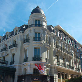 Hotel de Paris only for the rich and the famous by Brigitta Diaz