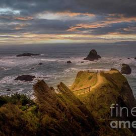 Houda Point Overlook by Mitch Shindelbower