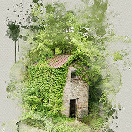 House in the Hill by Mary Timman
