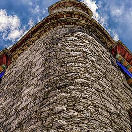House In Tibet, #3, 6-2016 by Vlad Meytin