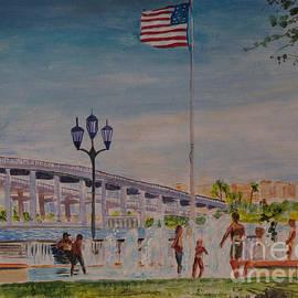 Hubert H. Humphrey Bridge by AnnaJo Vahle