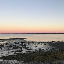 Hulls Cove Sunset