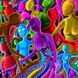Humanoid by Anthony Mwangi