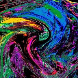 Hurricane Hit Jackson Pollock's Studio by Guy Salem