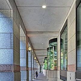 Hynes Convention Center, Boston, MA by Lyuba Filatova
