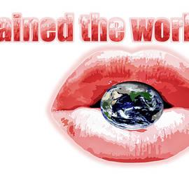 I gained the world by Ekaterina Yakshina