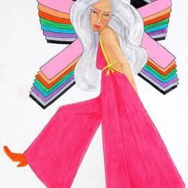 I KICKED Cancer --Fierce Females Series by Jayne Somogy