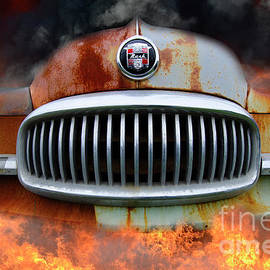 I LIke My Nash Nicely Grilled  by Bob Christopher