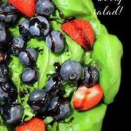 I Love Berry Salad by Johanna Hurmerinta